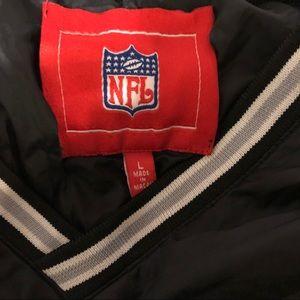 NFL Jackets & Coats - Vintage RAIDERS windbreaker